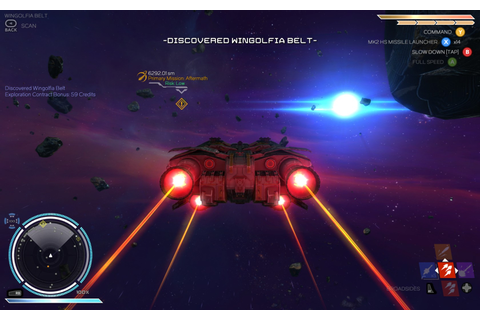 Rebel Galaxy Review - Swashbuckling In Space
