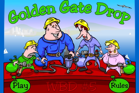 Golden Gate Drop Game - Play Free Skill games - Games Loon