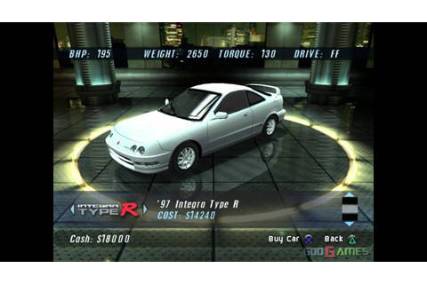 The Fast and the Furious - Gameplay PS2 HD 720P - YouTube