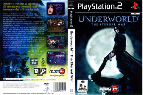 Underworld The Eternal War | Capas Games