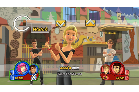 Grease [WII][PAL][MULTI5] - Descargar Gratis