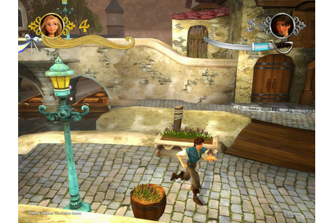 Tangled The Video Game - Free Download Full Version For PC