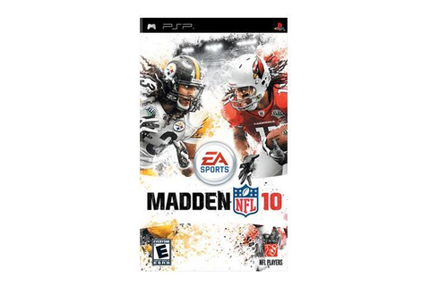 Madden NFL 10 PSP Game EA - Newegg.com