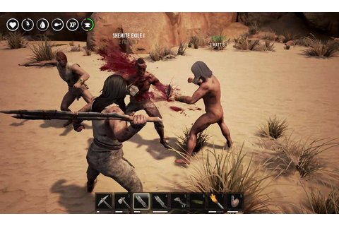 Conan Exiles developer Funcom Now Own All Robert E Howard ...