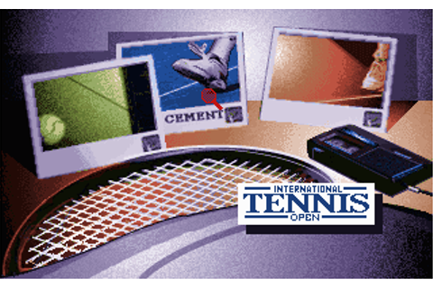Download International Tennis Open - My Abandonware