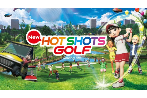 New Hot Shots Golf is fun for all the wrong reasons ...
