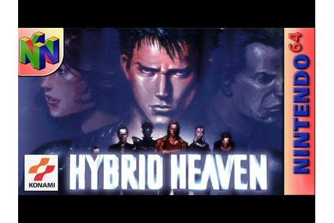Longplay of Hybrid Heaven - YouTube