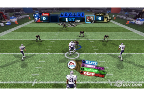 Madden Arcade Screenshots, Pictures, Wallpapers - Xbox 360 ...