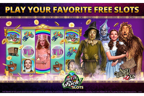 Download Hit it Rich! Free Casino Slots on PC with BlueStacks