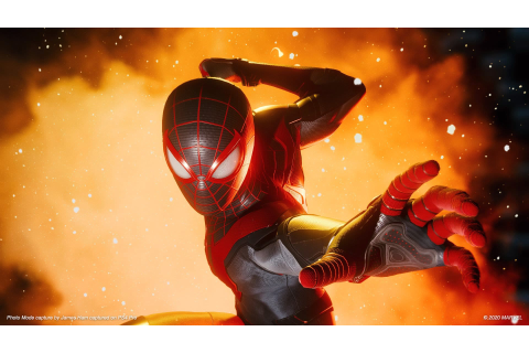 Marvel's Spider-Man: Miles Morales Gets New Screenshots ...