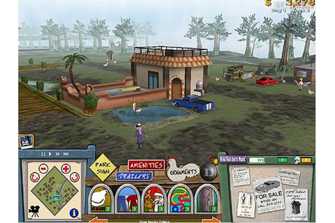 Trailer Park Tycoon - screenshots gallery - screenshot 6/8 ...