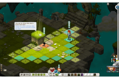 Preview: Wakfu MMORPG