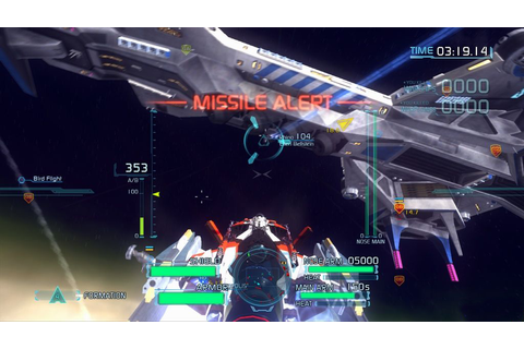 Space Cat Rocket Ship: Played it: Project Sylpheed