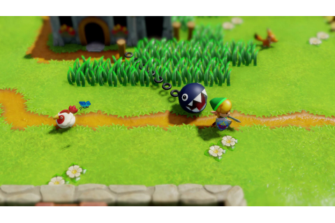 Comprar The Legend of Zelda: Link's Awakening Switch Nintendo