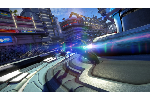 WipEout Omega Collection's Anti-Grav League Opens 6th June ...