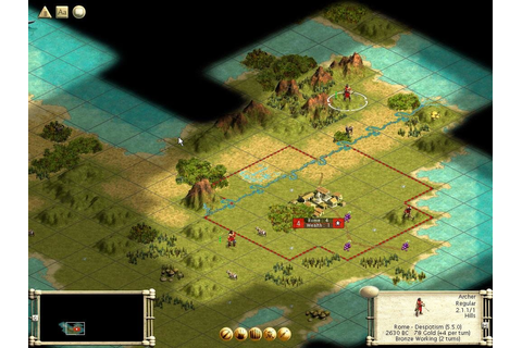 Civilization 3 (2001) - PC Review and Full Download | Old ...