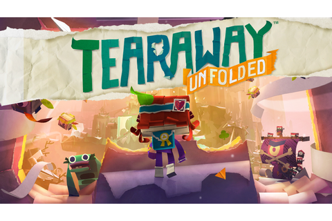 Tearaway: Unfolded (Review) – Sight-In Games