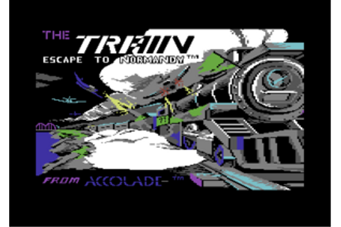 The Train – Escape to Normandy - C64-Wiki