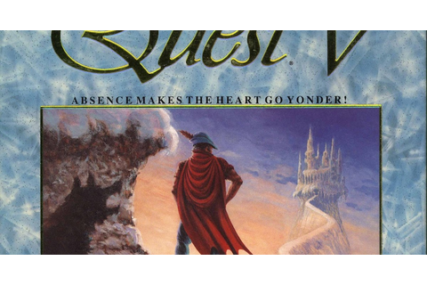 [Game] King's Quest V: Absence Makes the Heart Go Yonder ...