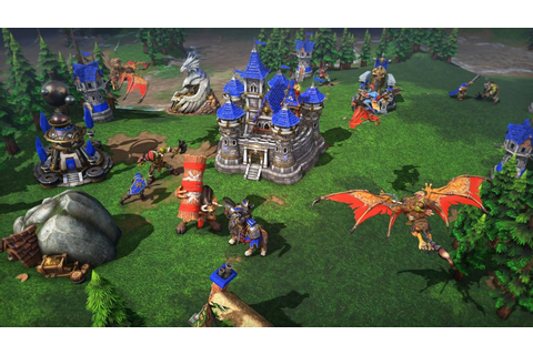 Blizzard announces long-awaited Warcraft 3 remaster at ...