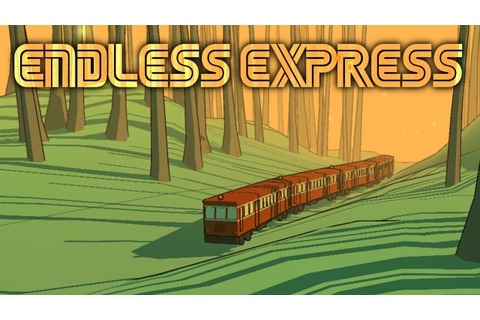 WHAT IS THIS GAME?| ENDLESS EXPRESS! - YouTube