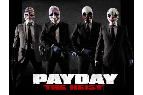 A pleasant surprise in Payday: The Heist | The 404 box