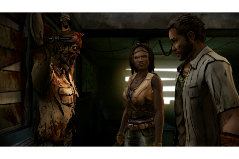 The Walking Dead: Michonne (Complete) - Download - Free ...