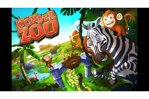 Wonder Zoo - Mobile Game Trailer - YouTube
