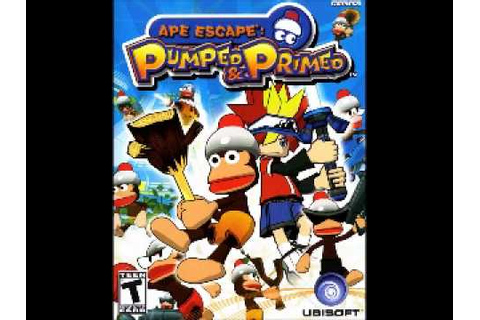 Ape Escape: Pumped & Primed Soundtrack #2 - Main Theme ...