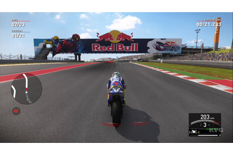 Valentino Rossi The Game - MotoGP 16 - Gameplay (PS4 HD ...