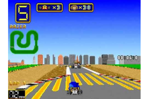 Wacky Wheels - Gameplay - YouTube