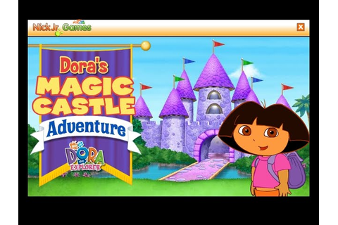 Welcome To My Blog: Dora's Magic Castle Adventure