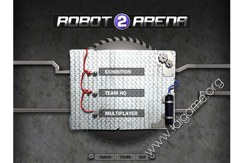 Robot Arena 2 - Download Free Full Games | Brain Teaser games