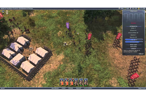 Let's Play Grand Ages: Rome 8 (Patara. Military ...