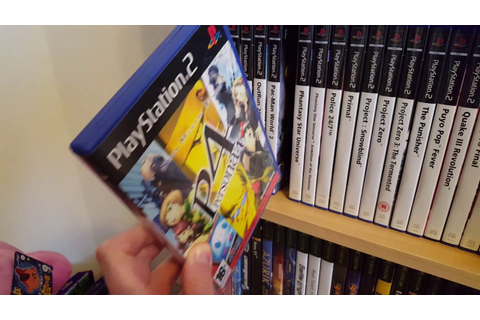 My Playstation 2 / PS2 game collection (rare games ...