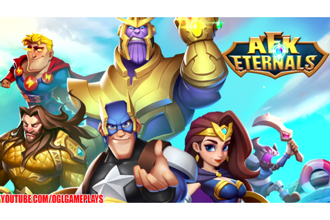 AFK Eternals: Fantasy Adventure - Idle RPG Arena - Online ...