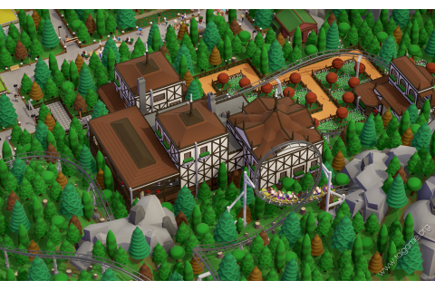 Parkitect - Download Free Full Games | Simulation games