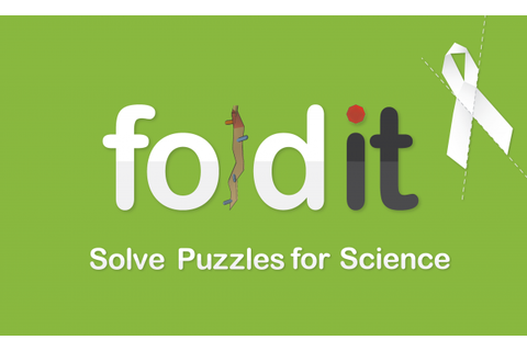 Foldit: gaming for science | Information Strategy