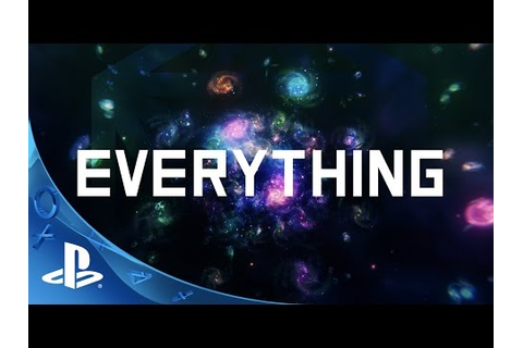 EVERYTHING Game | PS4 - PlayStation