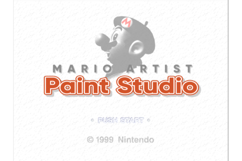 Mario Artist 64DD English translations now available | N64 ...