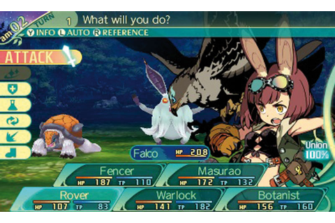 Etrian Odyssey V: Beyond the Myth - im Test (3DS) – MANIAC.de