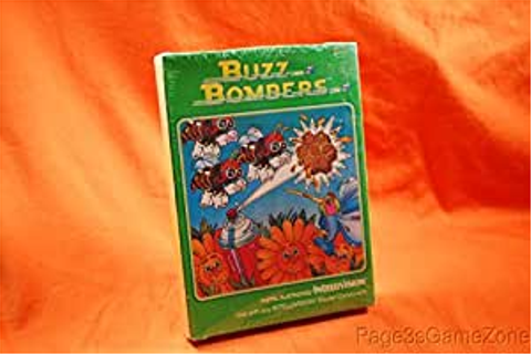 Amazon.com: Buzz Bombers (Intellivision): Video Games