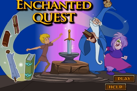 Sword In The Stone Enchanted Quest Game - Disney games ...