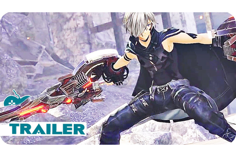 God Eater 3 Trailer 2 (2018) PS4, Xbox One, PC Game - YouTube