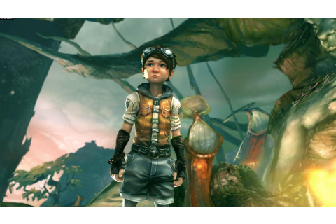 Silence: The Whispered World 2 Full HD Wallpaper and ...