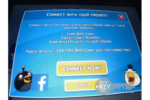 Игра для Android Angry Birds Friends - отзывы CityKey.net