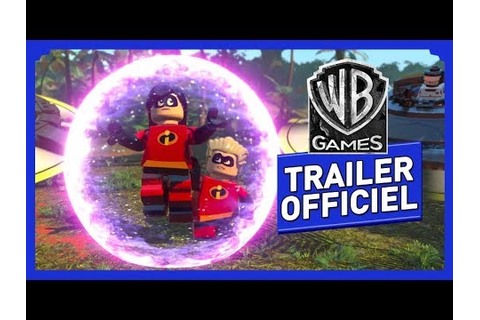 LEGO® Les Indestructibles - Trailer de Gameplay - YouTube