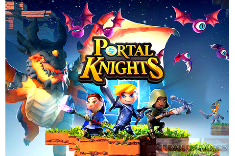 Portal Knights Free Download - Download games for free!
