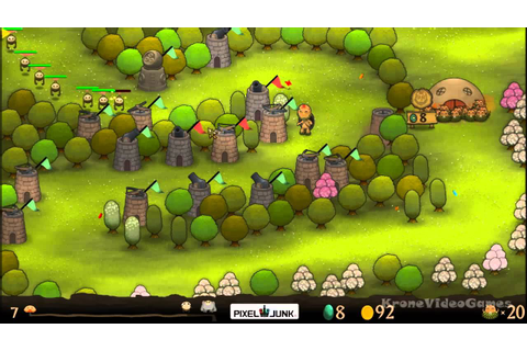 PixelJunk Monsters Deluxe APK + ISO PSP Download For Free