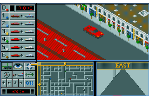 Chicago 90 (1989) by Microïds Atari ST game